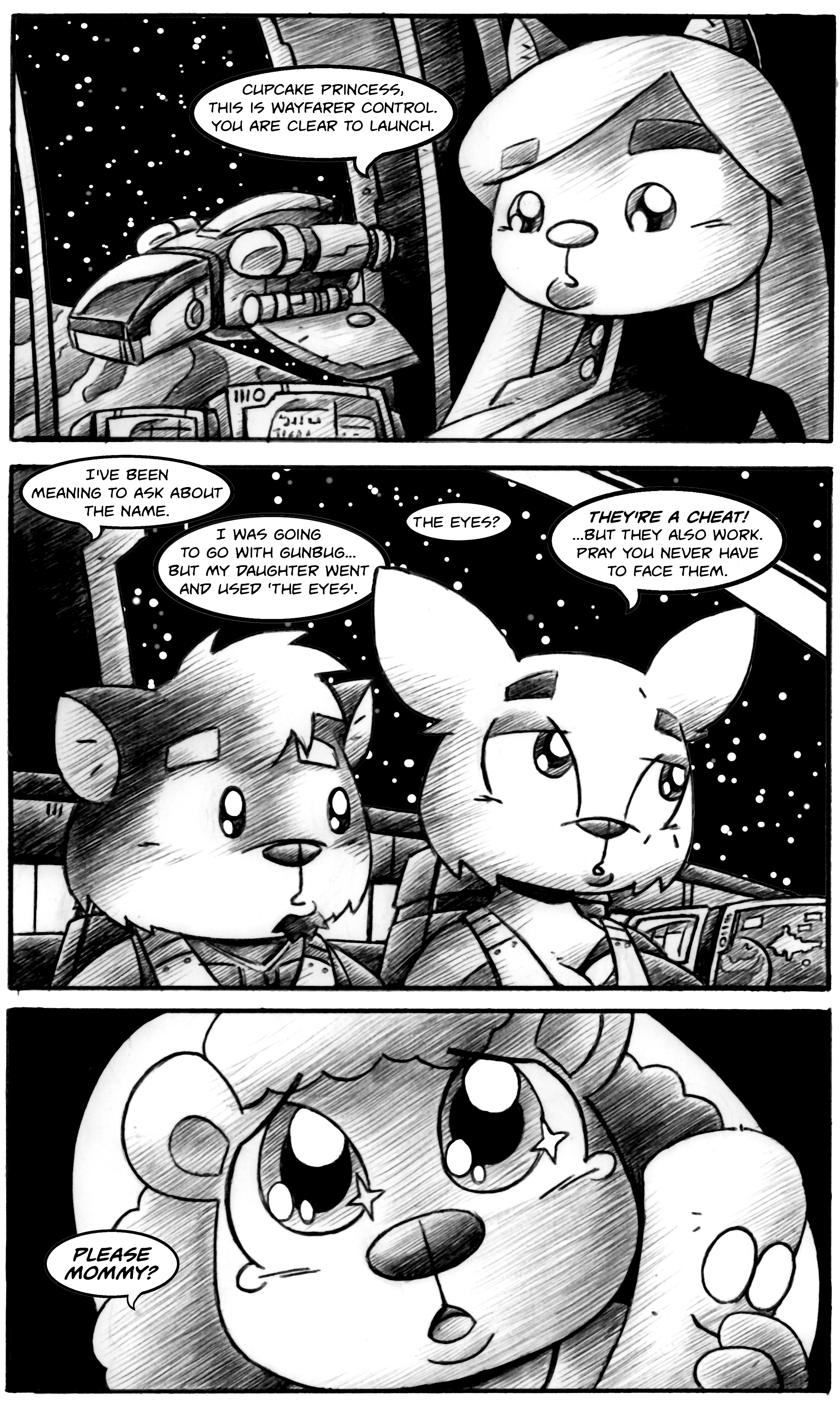 Waypoint: Chapter 1, Page 6