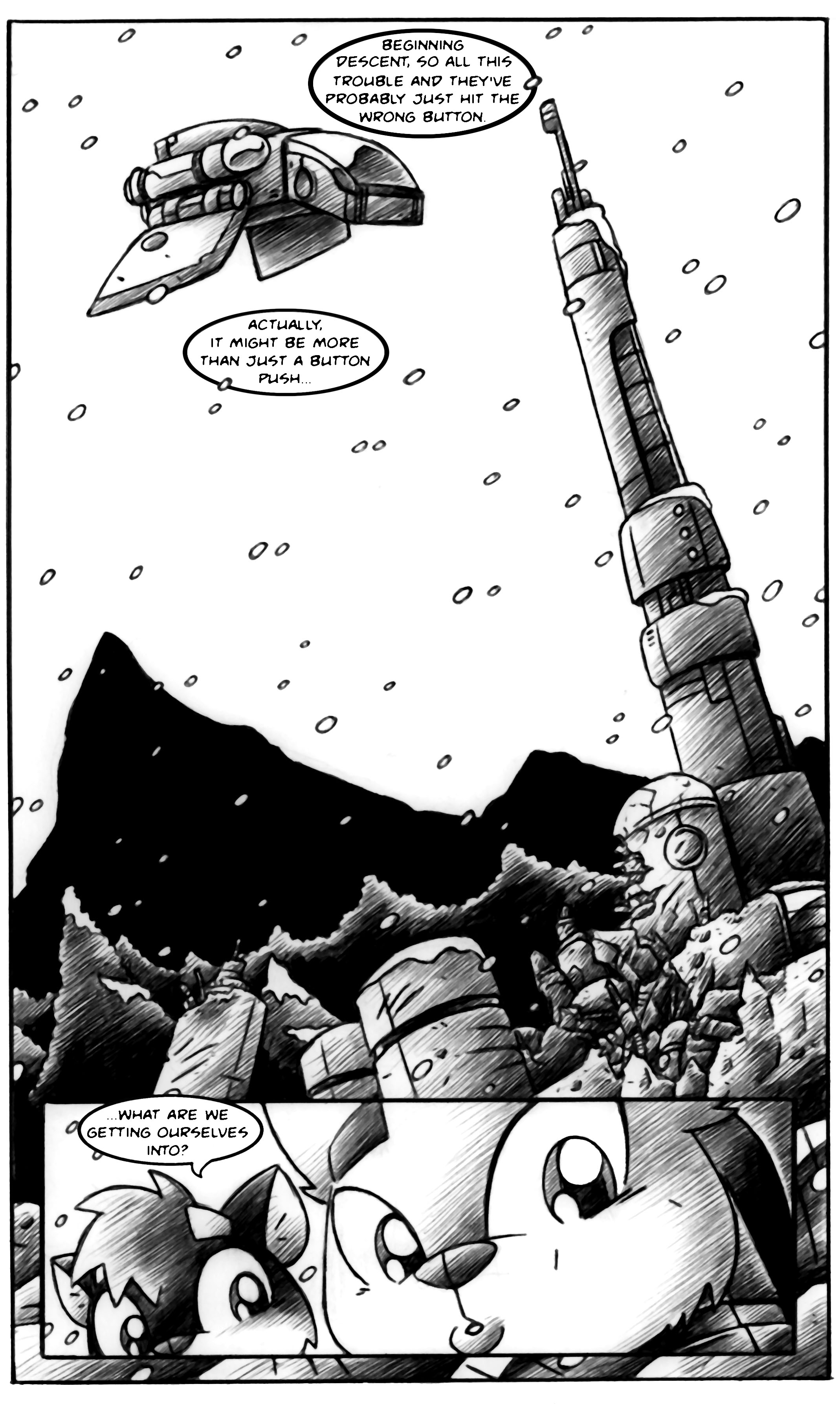 Waypoint: Chapter 1, Page 12