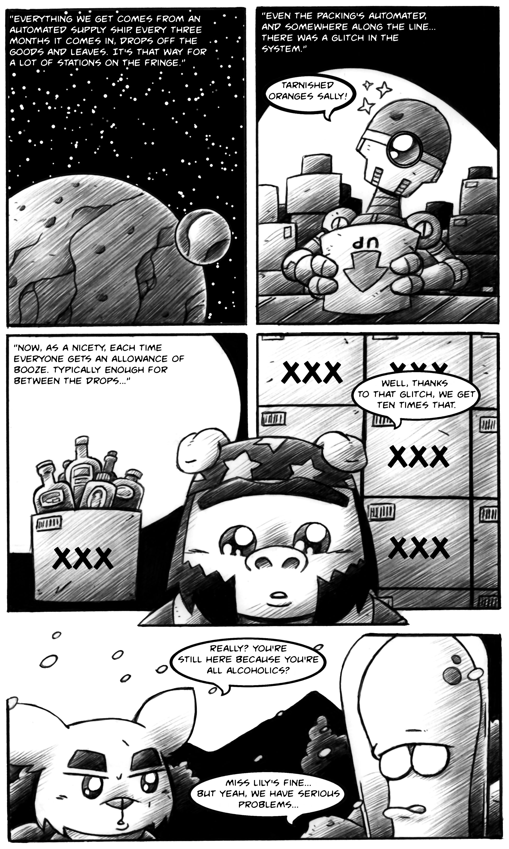 Waypoint: Chapter 1, Page 23