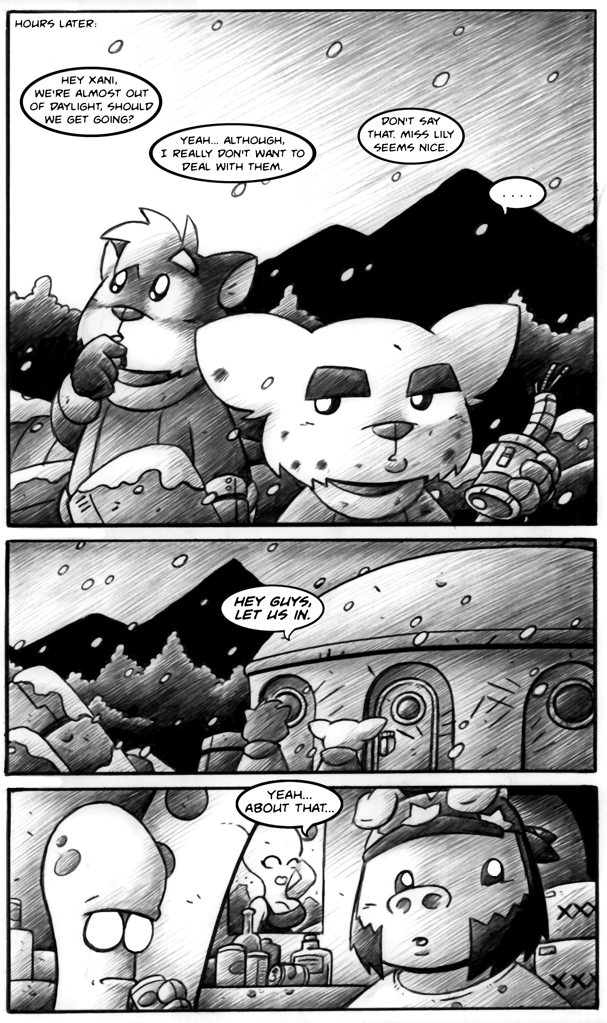 Waypoint: Chapter 1, Page 28