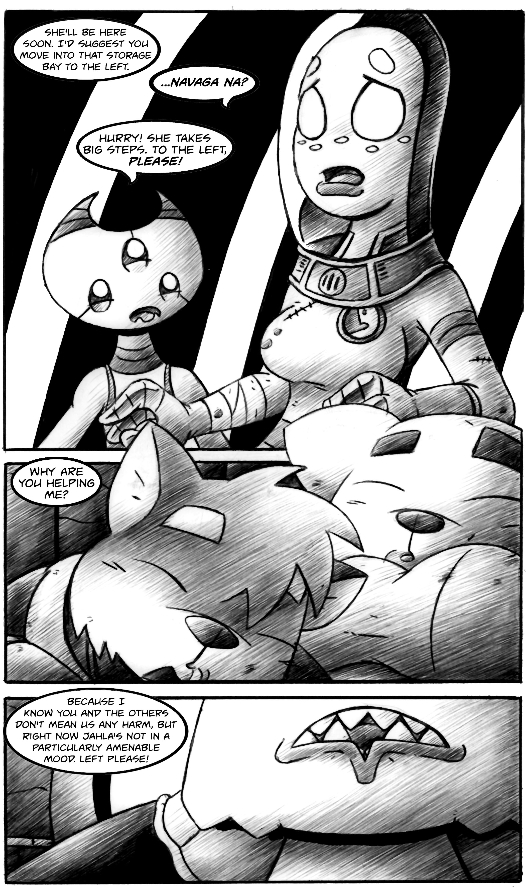 Waypoint: Chapter 3, Page 71