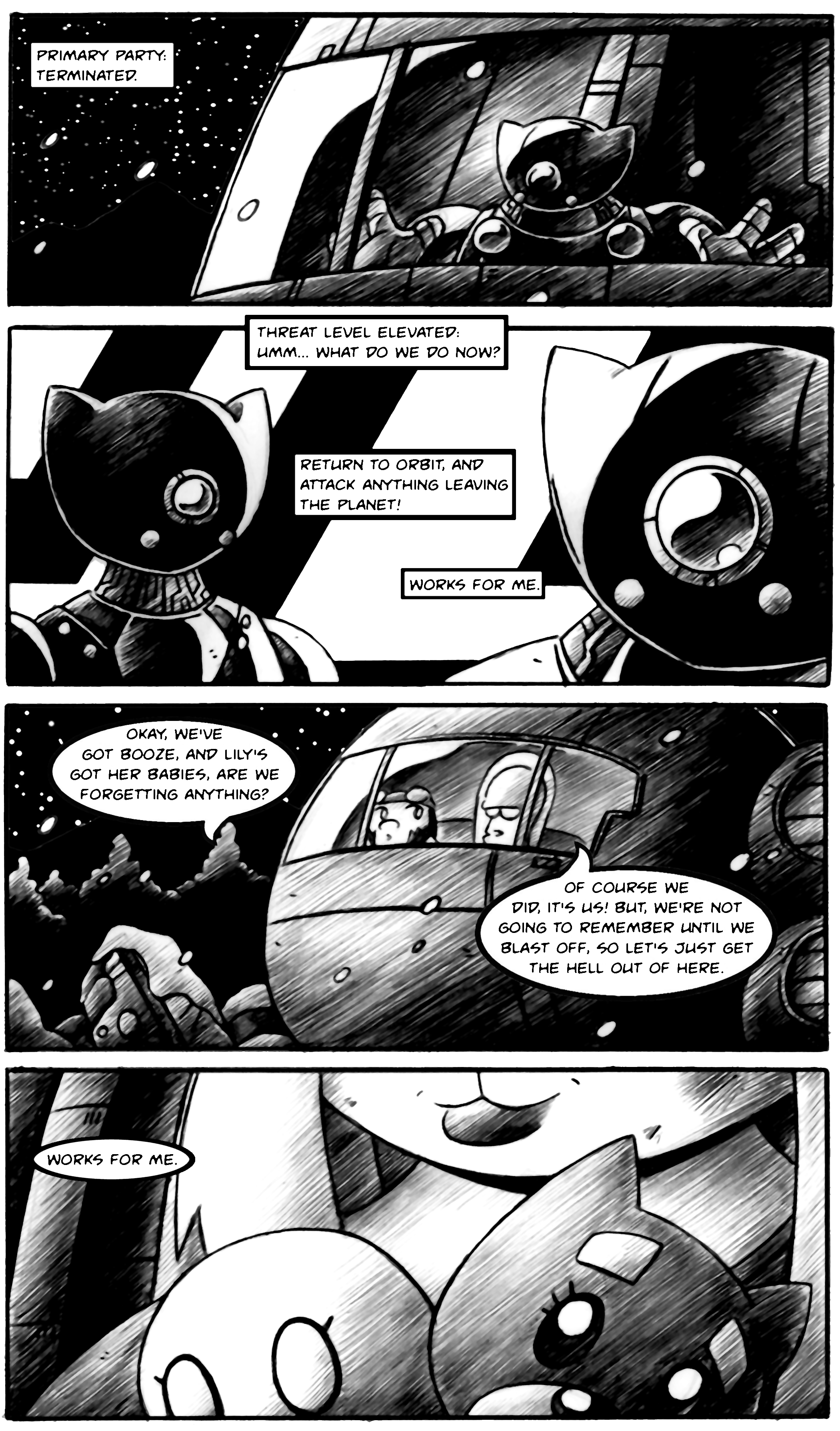Waypoint: Chapter 3, Page 80