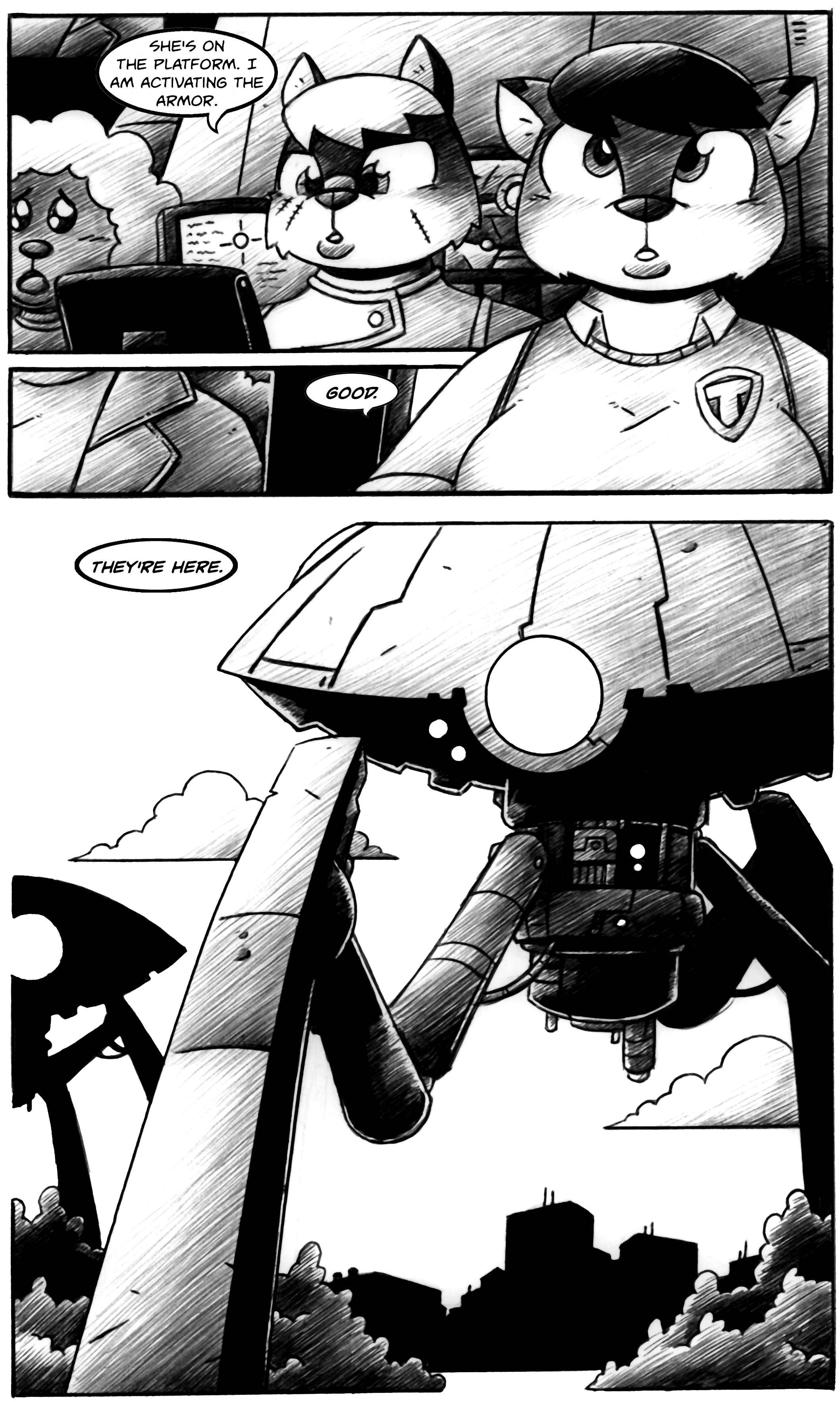 Wayfarer Invasion: Chapter 2, Page 15