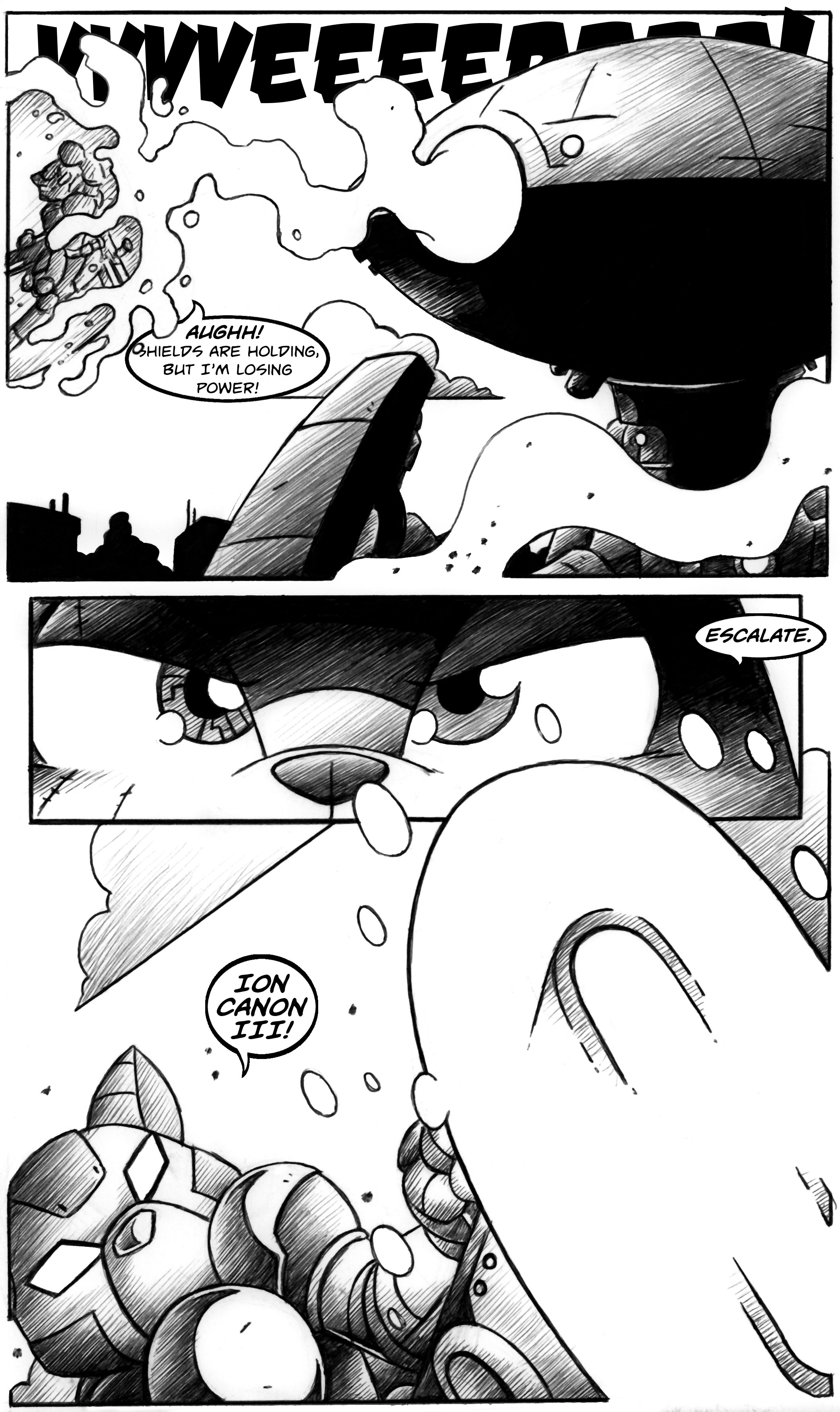 Wayfarer Invasion: Chapter 2, Page 18