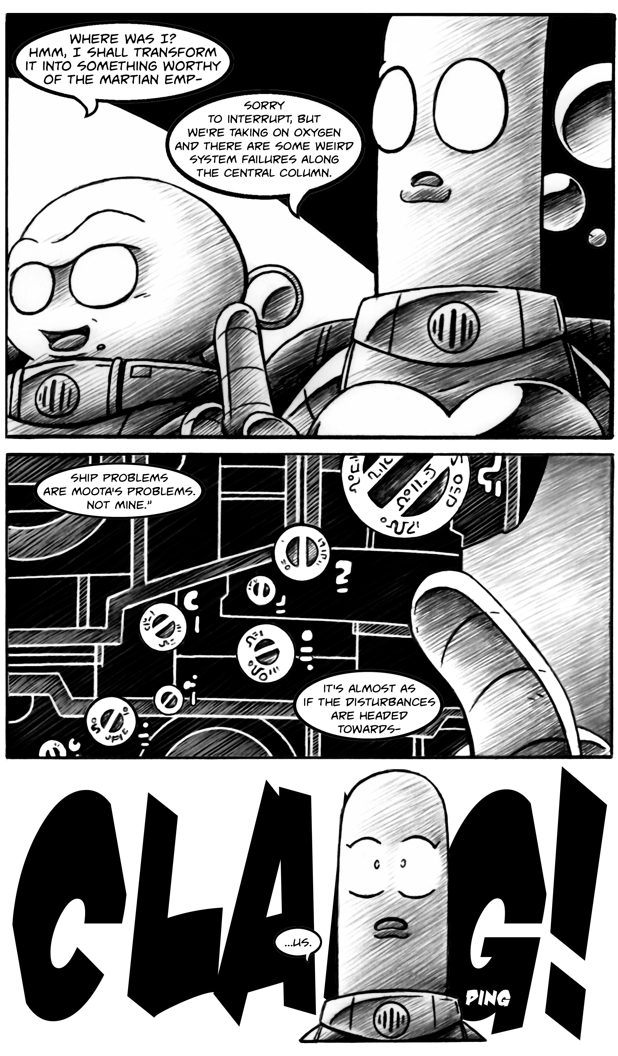 Wayfarer Invasion: Chapter 3, Page 31