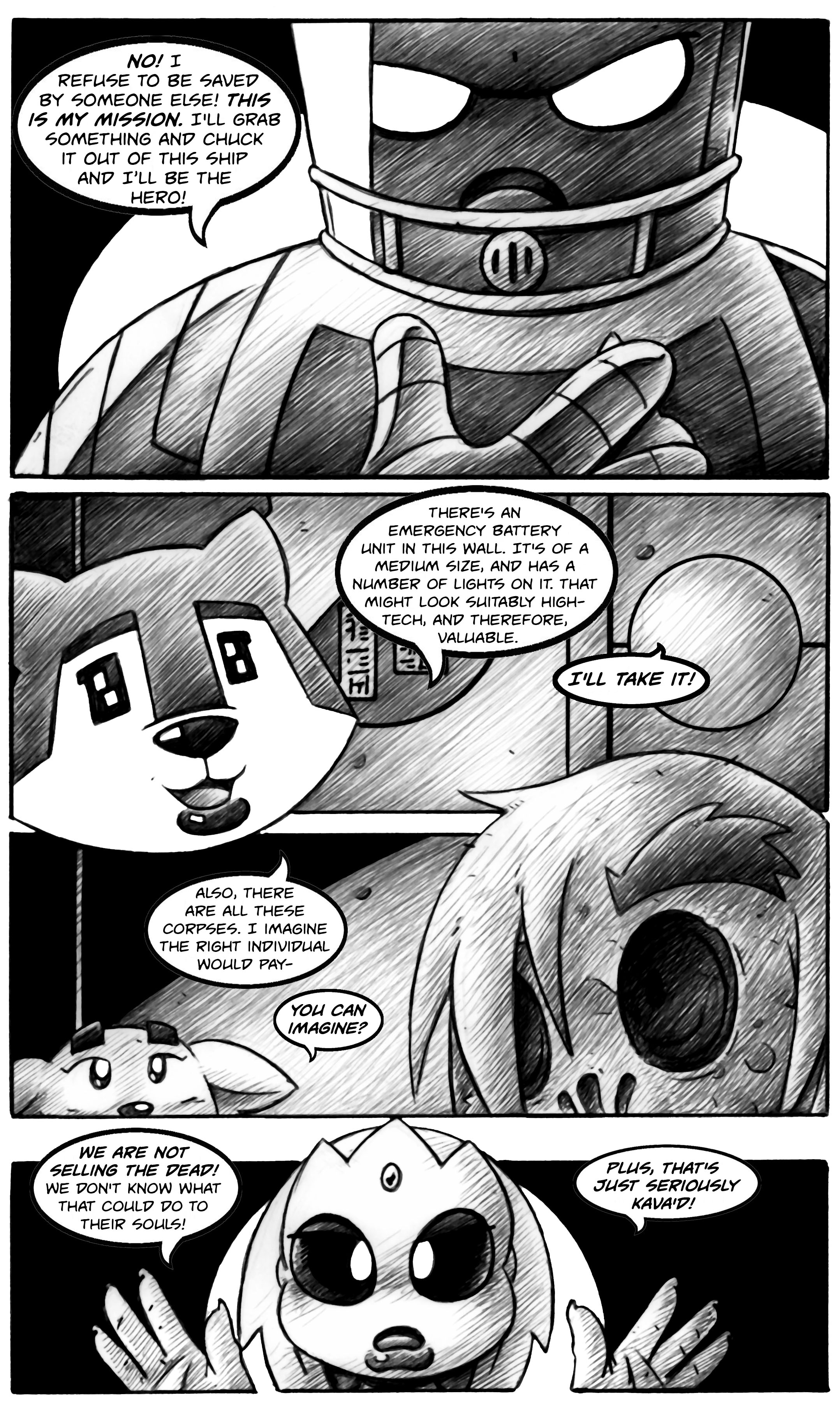 Waylay Anew: Chapter Three, Page 69