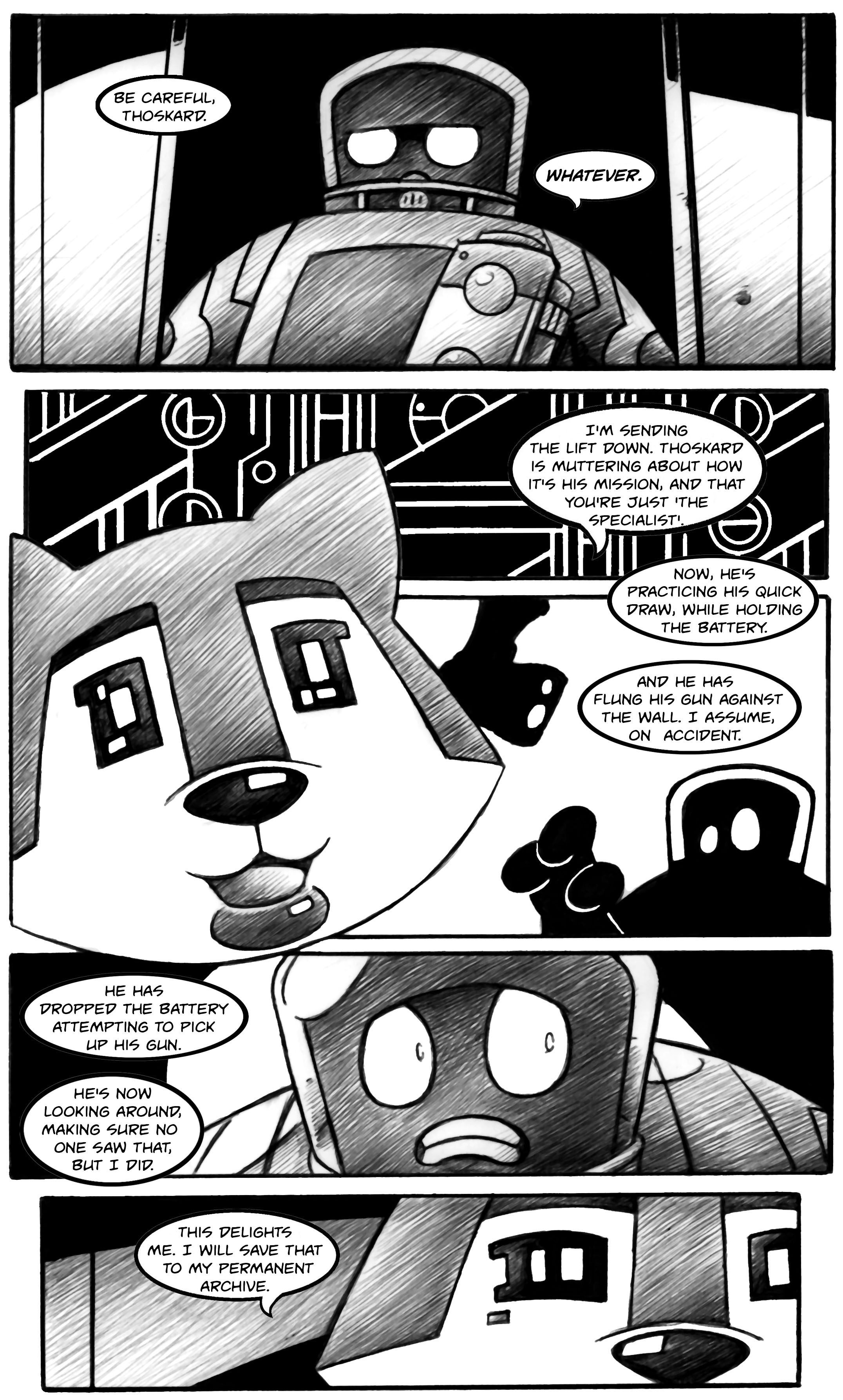 Waylay Anew: Chapter Three, Page 74