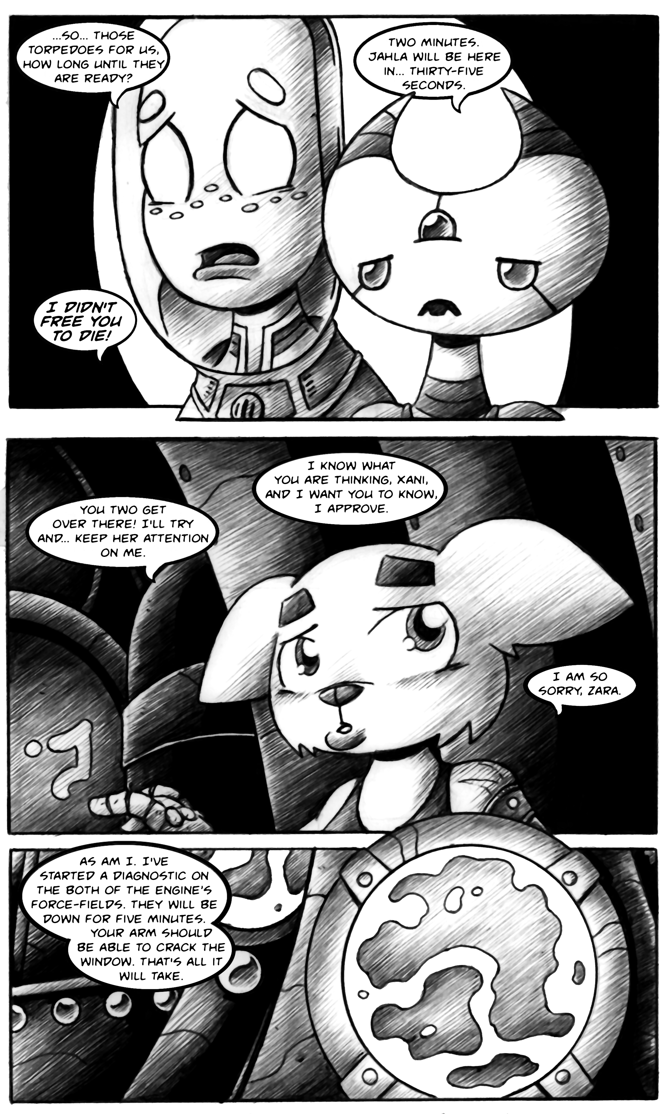 Waypoint: Chapter 3, Page 96