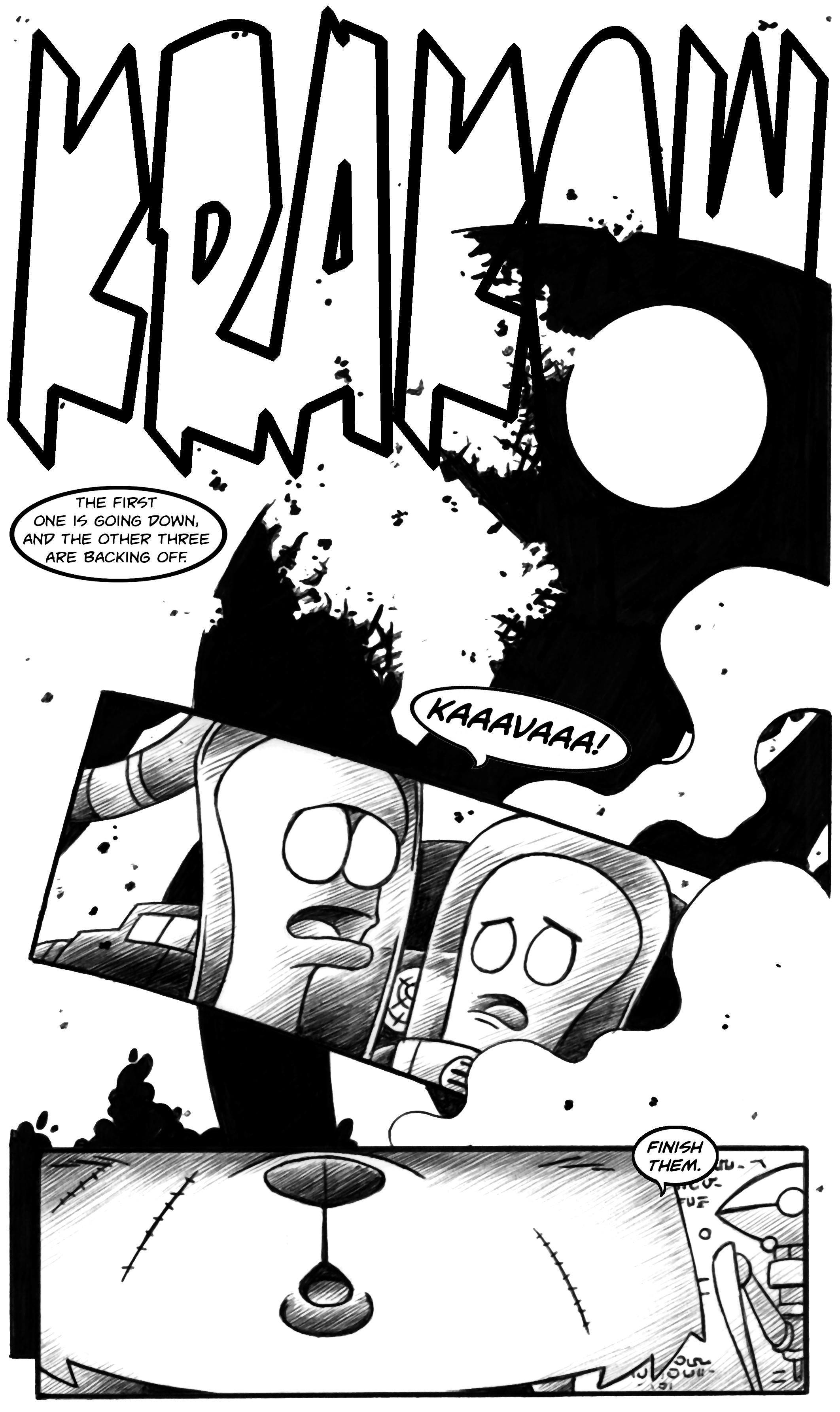 Wayfarer Invasion: Chapter 2, Page 19