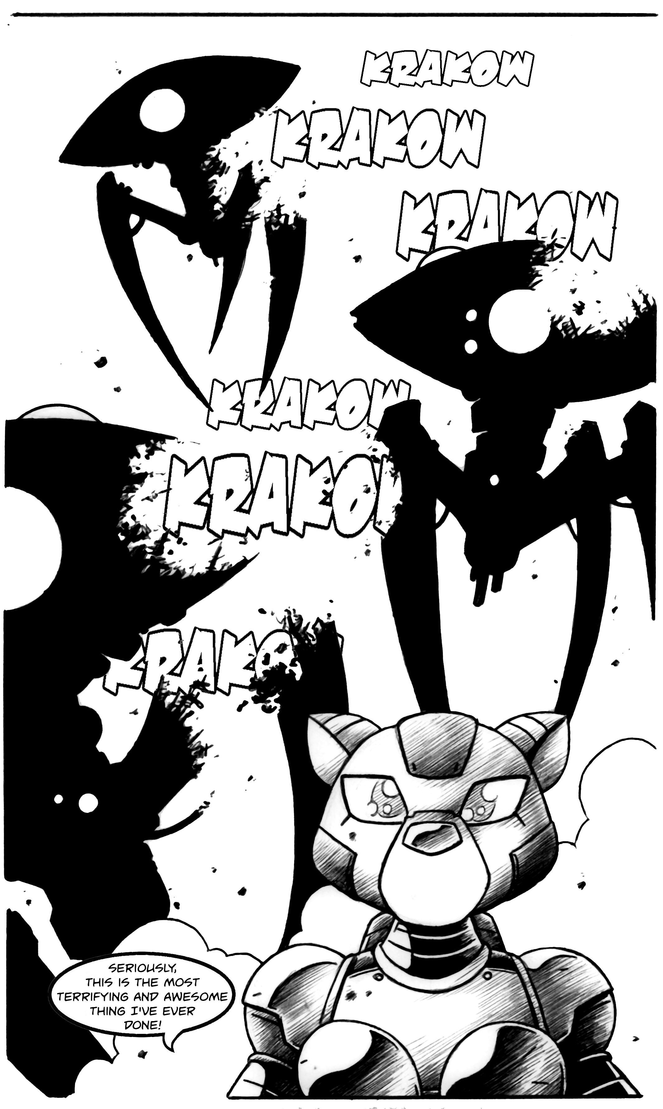 Wayfarer Invasion: Chapter 2, Page 20