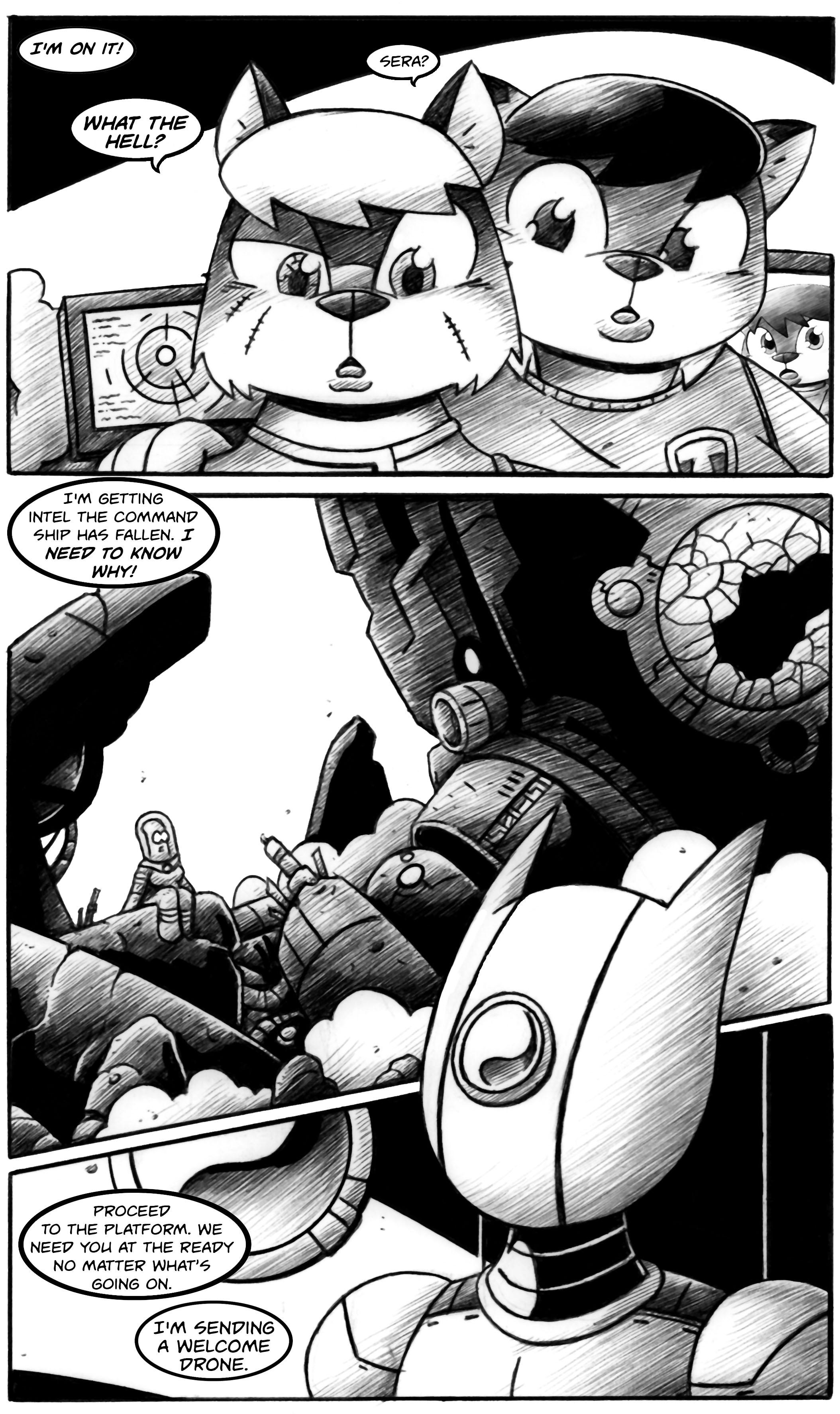 Wayfarer Invasion: Chapter 2, Page 22