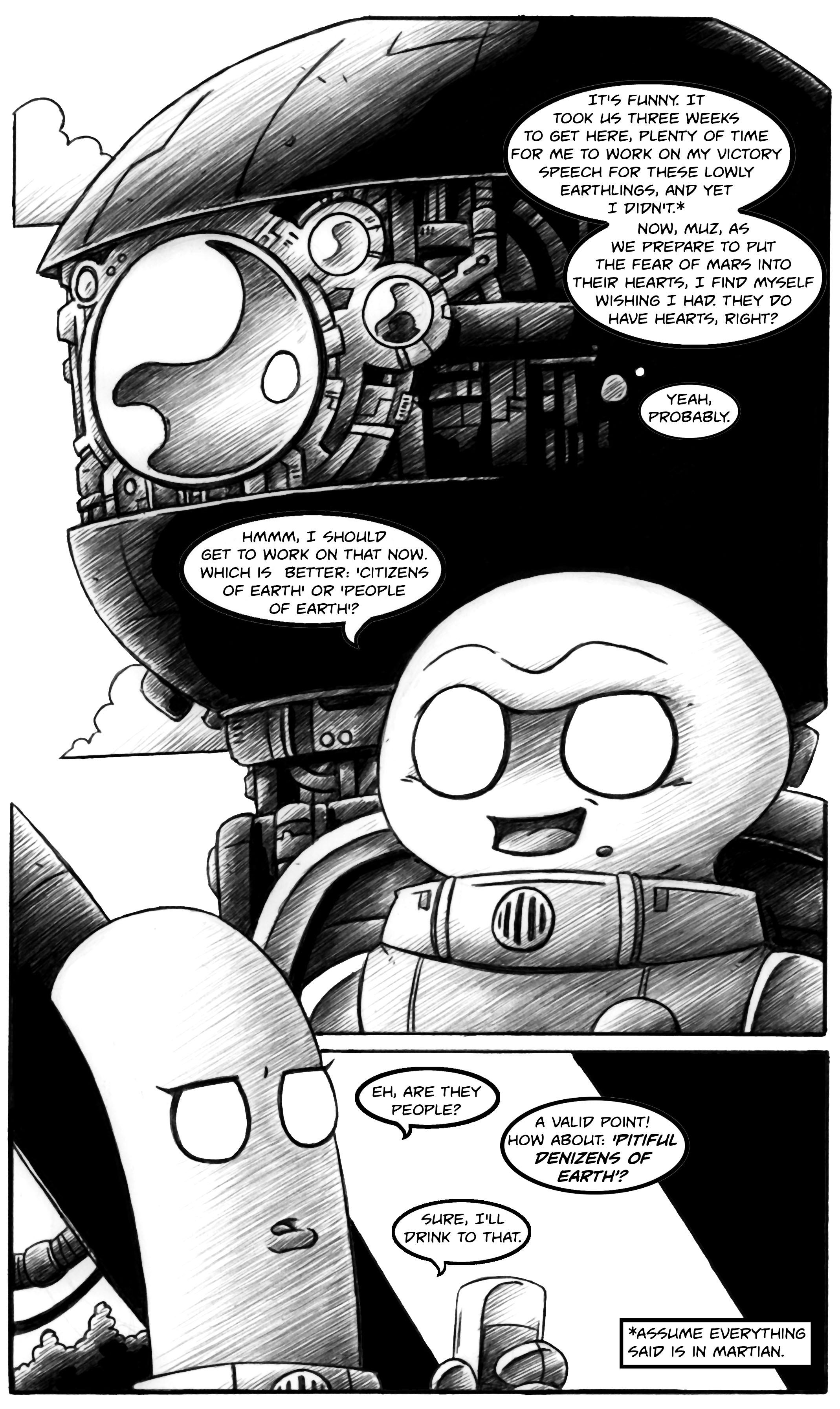 Wayfarer Invasion: Chapter 3, Page 26