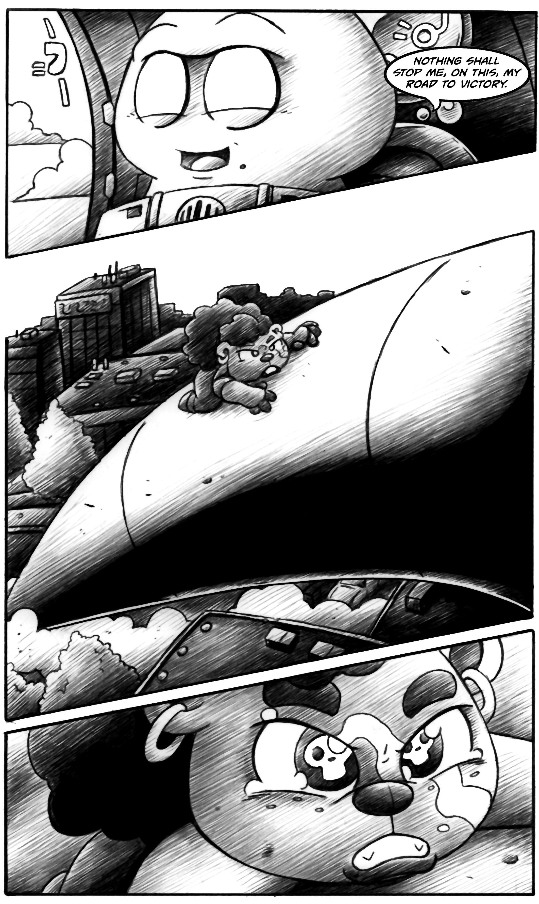Wayfarer Invasion: Chapter 3, Page 28