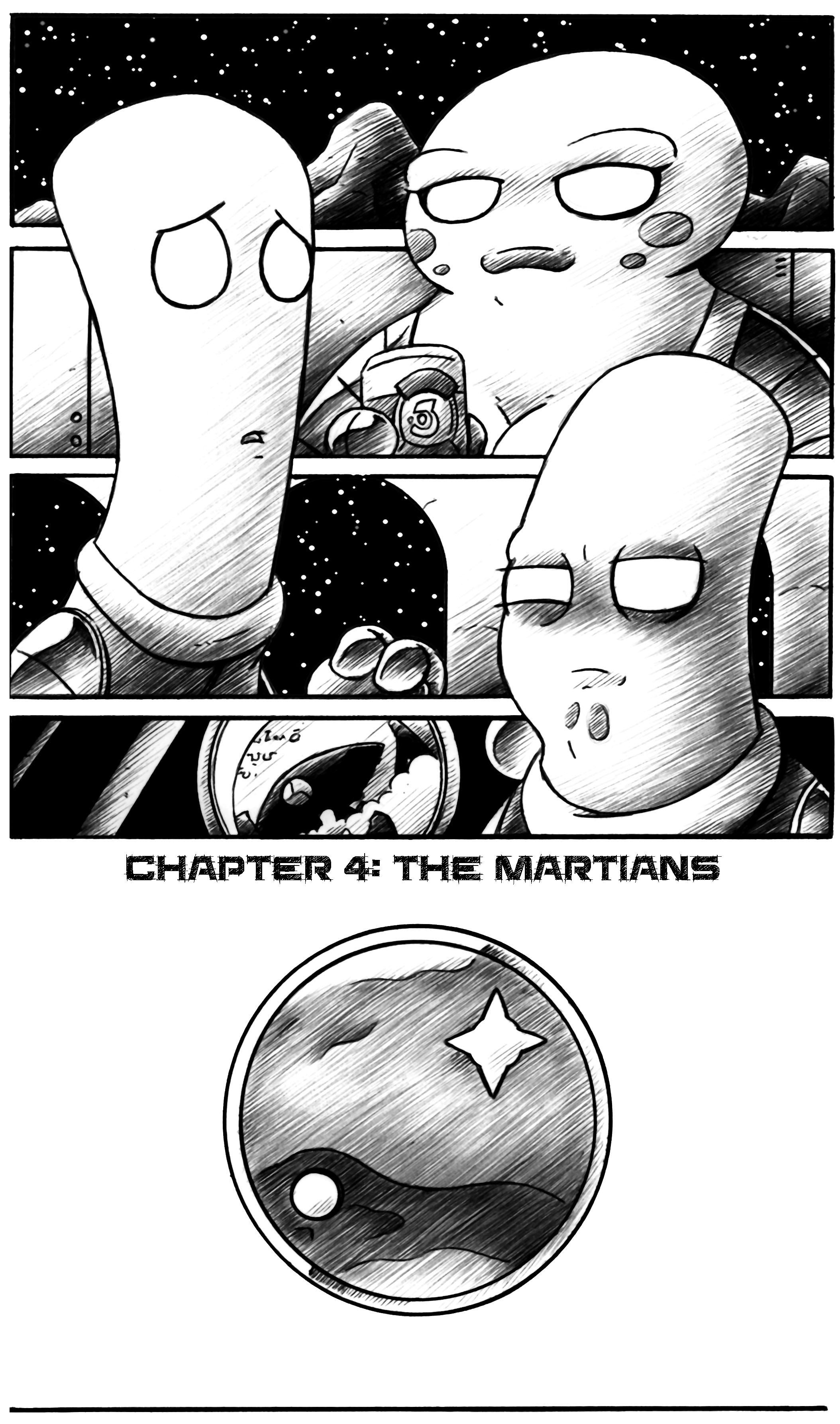 Wayfarer Invasion: Chapter 4, Cover