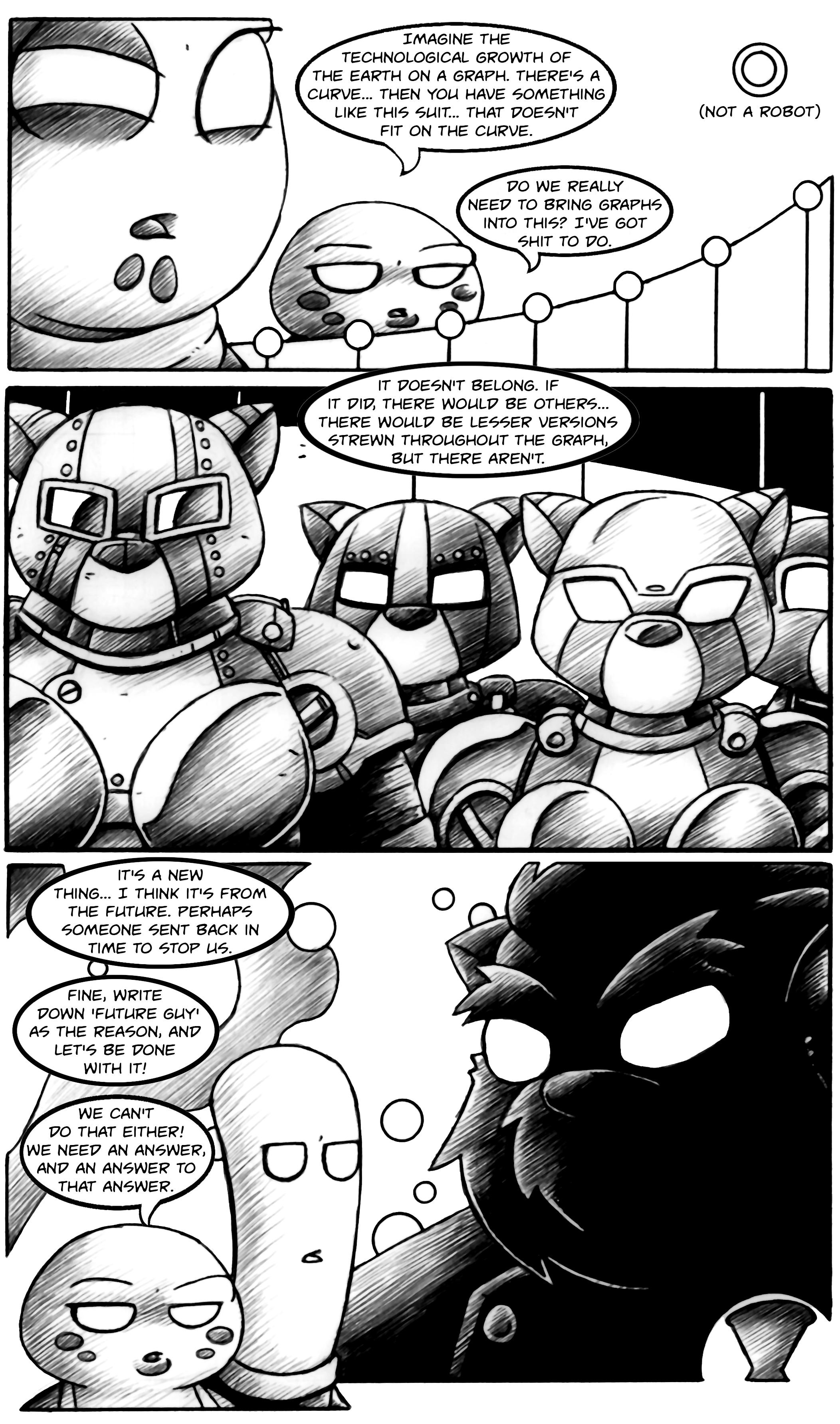 Wayfarer Invasion: Chapter 4, Page 43