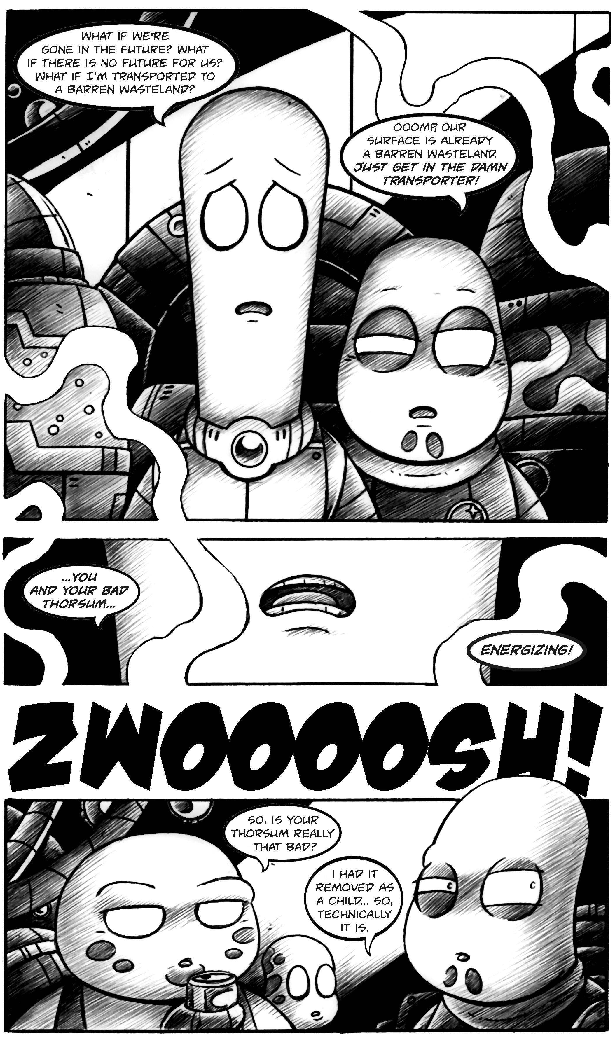 Wayfarer Invasion: Chapter 4, Page 46