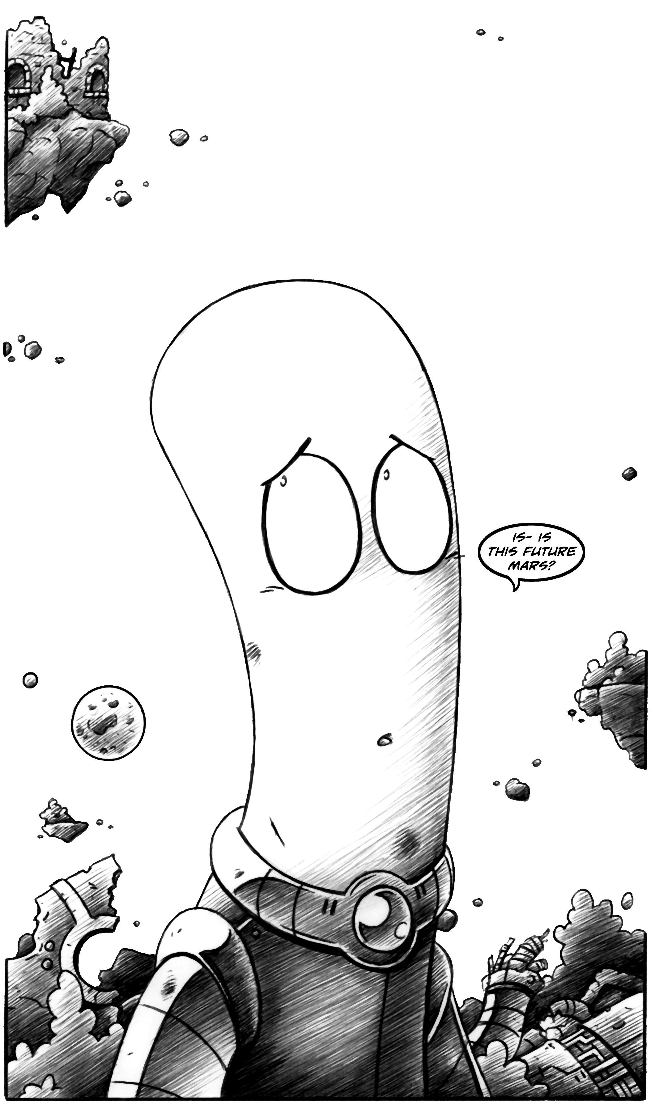 Wayfarer Invasion: Chapter 4, Page 51