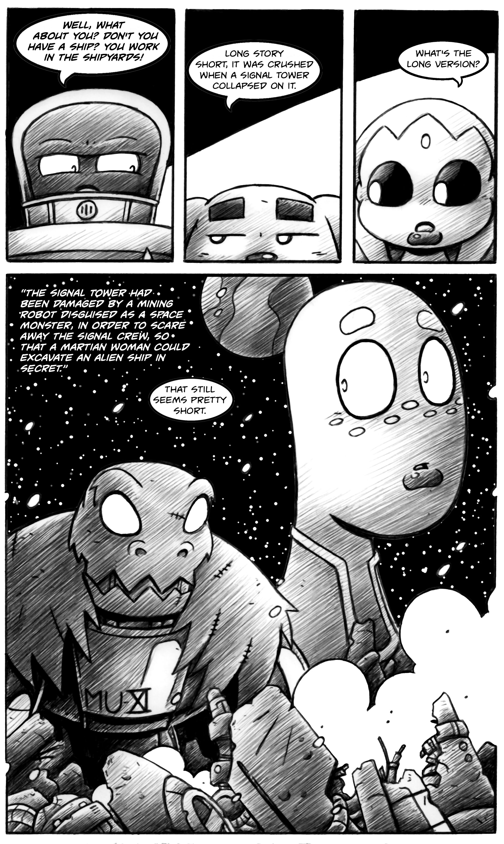 Waylay anew: Chapter One, Page 27