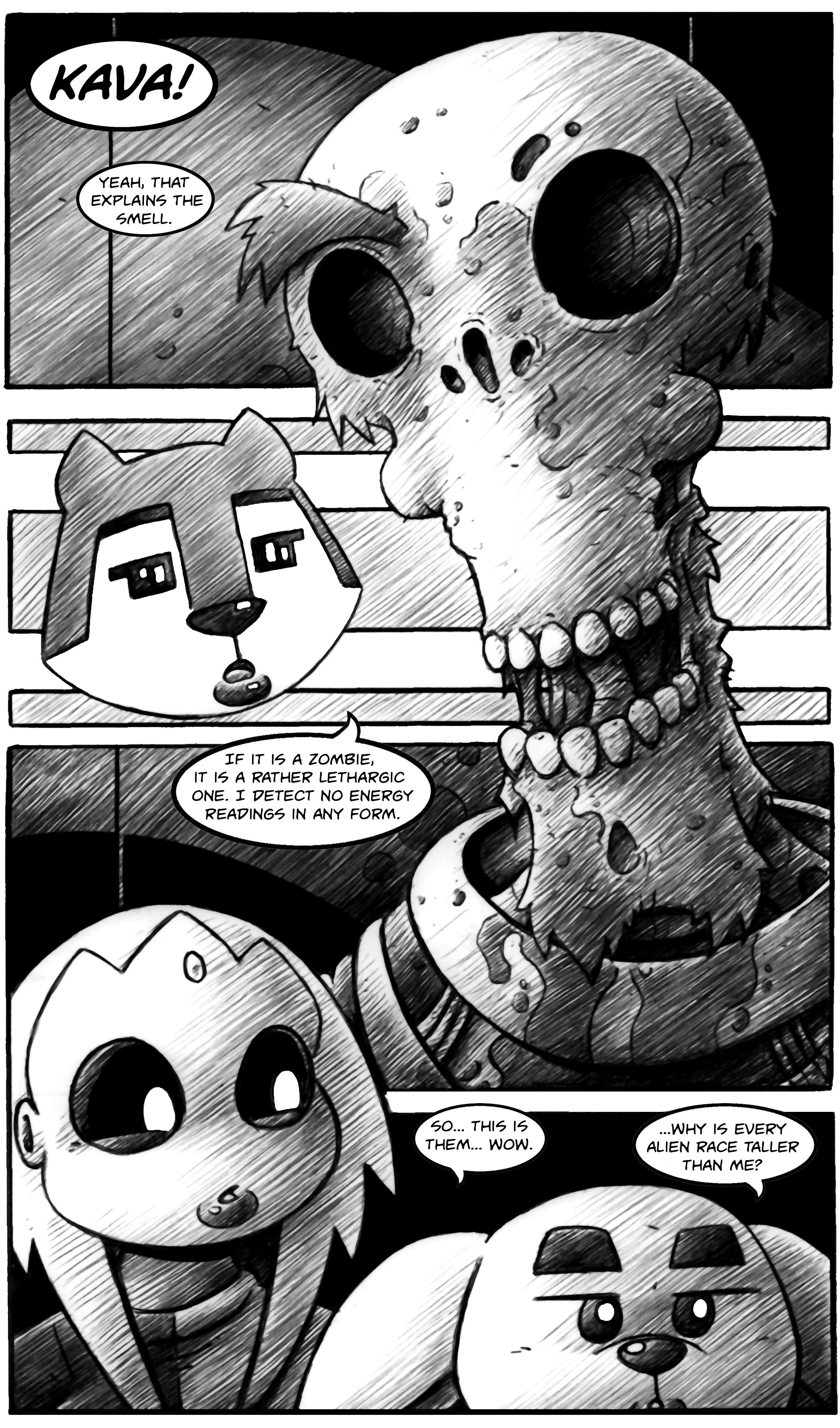 Waylay Anew: Chapter Two, Page 38