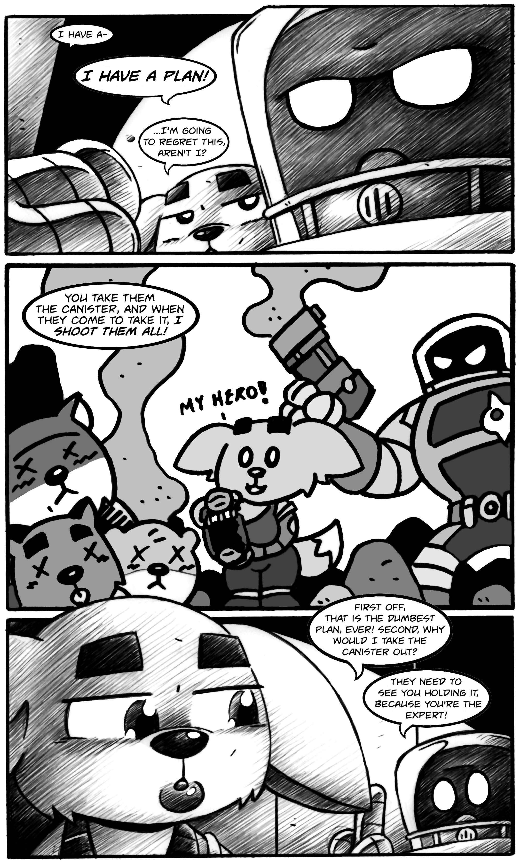 Waylay Anew: Chapter Three, Page 66