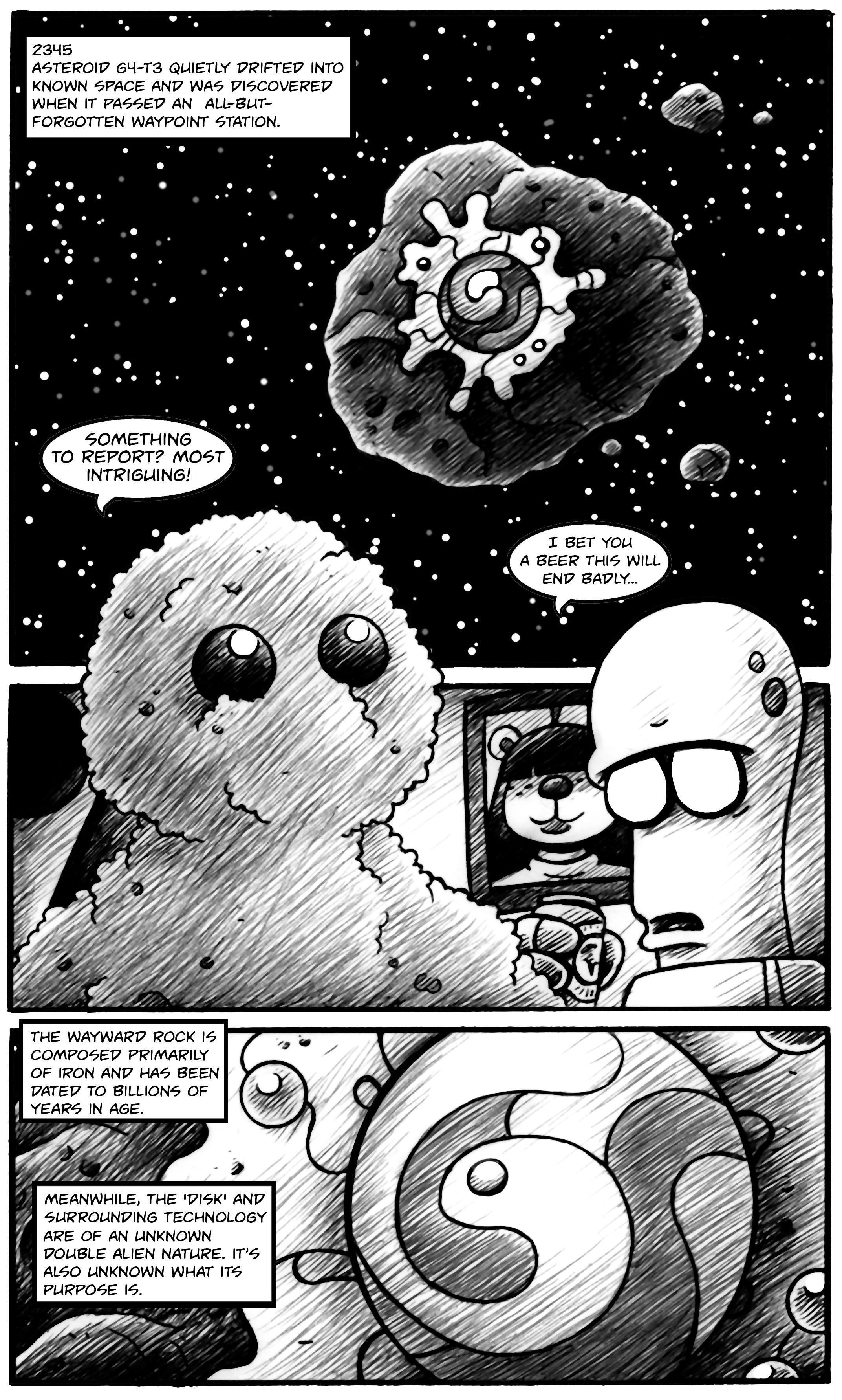 Waylay Anew 141: Epilogues, Page 141