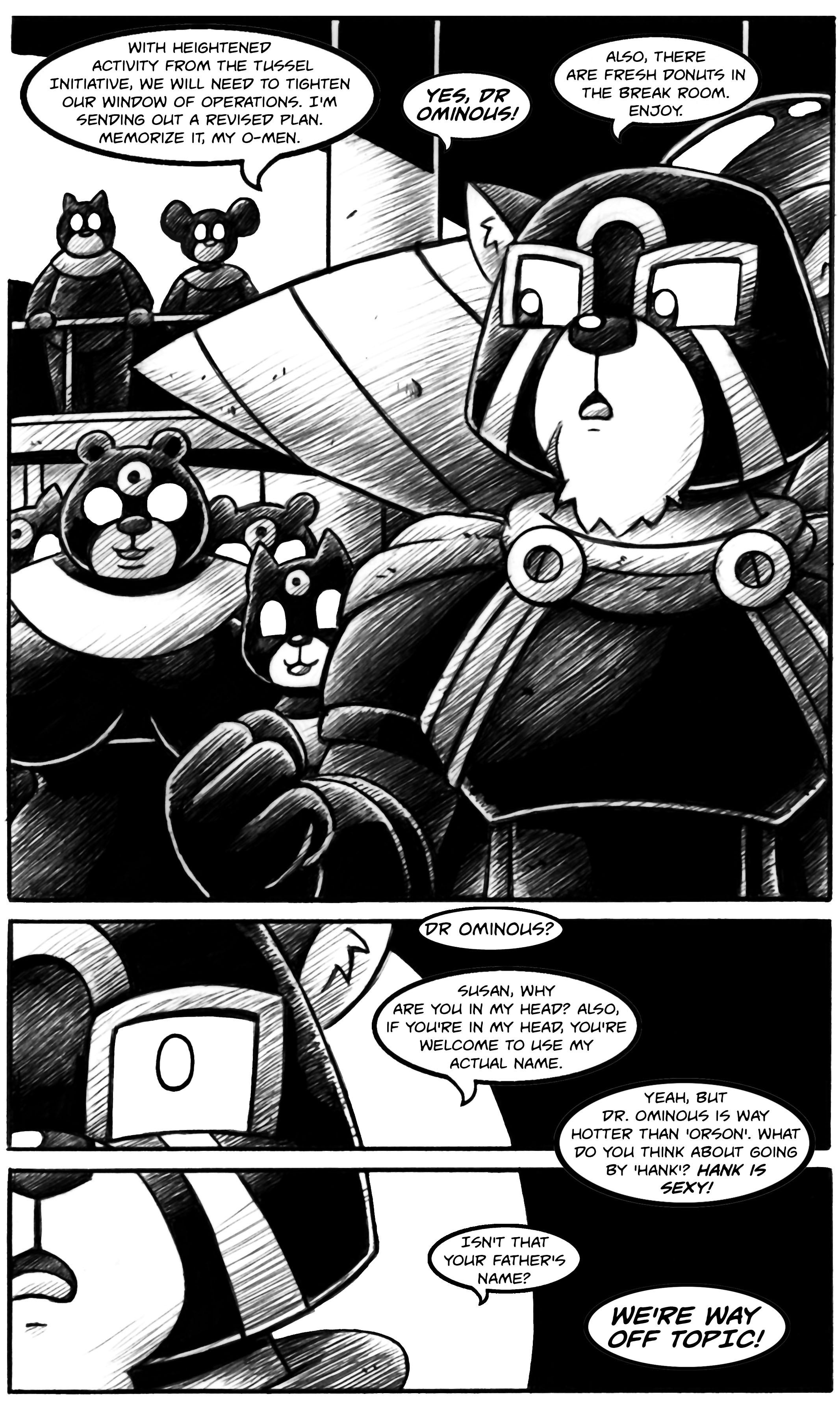 Wayfarer Rendezvous: Page 24