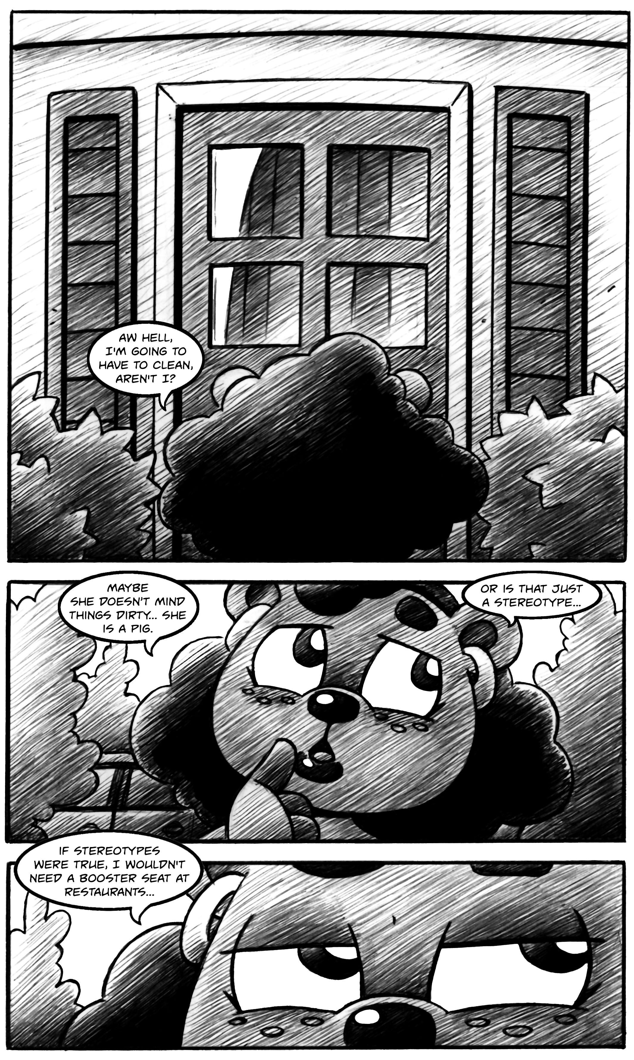 Wayfarer Rendezvous: Page 58